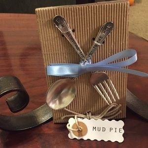 New Mud Pie Spoon Set